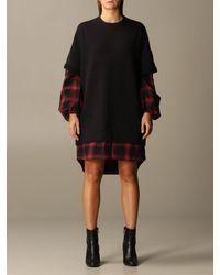 N°21 Dress - Black