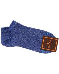 Gallo Women's Socks - Blue