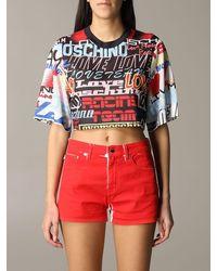 Love Moschino T-shirt - Red