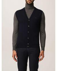 Brooksfield Suit Vest - Blue