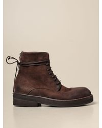 Marsèll Chukka Boots - Brown
