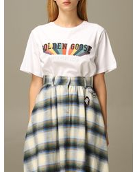 Golden Goose Deluxe Brand T-shirt - Multicolour