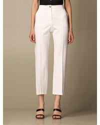 Pinko Pantalon - Blanc