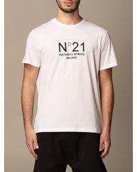 N°21 T-shirt - White