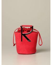 Roger Vivier Handbag - Red