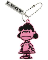 Marc Jacobs Women's Key Chain - Pink