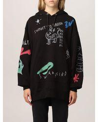 DIESEL Sweat-shirt - Noir