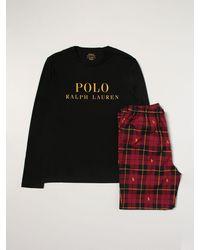 Polo Ralph Lauren Survêtement - Rouge