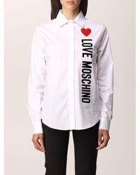Love Moschino Shirt - White