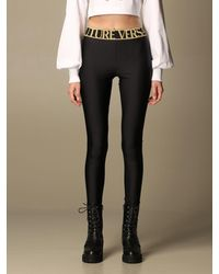 Versace Jeans Couture Trousers - Black