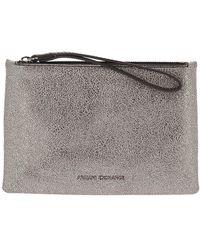 Armani Exchange - Clutch Shoulder Bag Women - Lyst