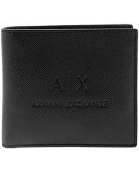 Armani Exchange Men's Wallet - Black