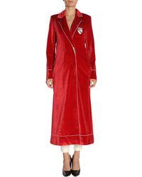 Stella Jean - Coat Women - Lyst