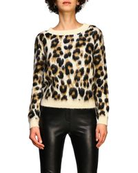 Boutique Moschino - Women's Sweater - Lyst