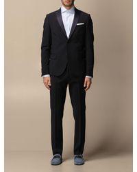 Daniele Alessandrini Suit - Black