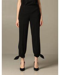 Boutique Moschino Pants - Black
