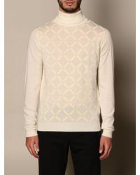 Karl Lagerfeld Sweater - Natural