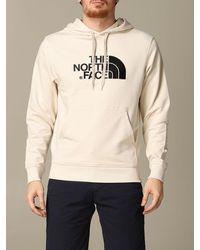 The North Face Sweatshirt - White