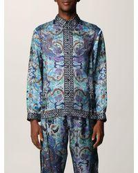 Koche Shirt - Blue