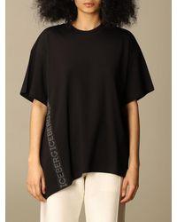 Iceberg Camiseta - Negro
