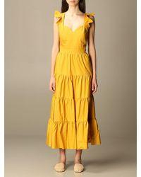 Hanita Dress - Yellow