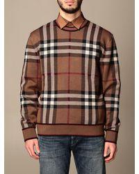 Burberry Sweater - Brown
