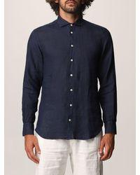 Mc2 Saint Barth Chemise - Bleu