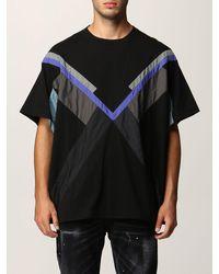 Facetasm T-shirt - Schwarz