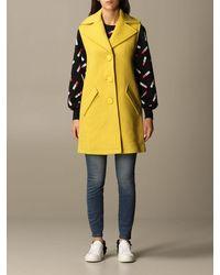 Armani Exchange Waistcoat - Yellow
