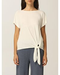 DKNY Pull - Blanc