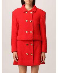 Moschino Jacket - Red