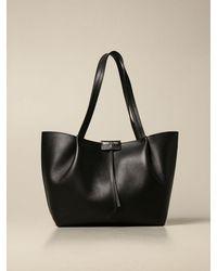 Patrizia Pepe Shoulder Bag - Black