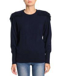 Burberry   Sweater Women   Lyst