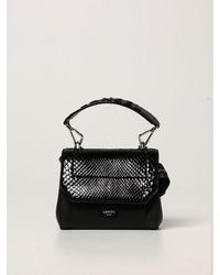 Lancel Mini sac à main - Noir