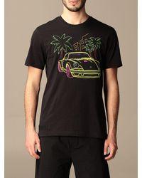 Hydrogen T-shirt - Schwarz