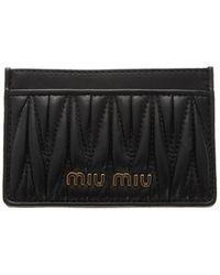 Miu Miu - Wallet Men - Lyst