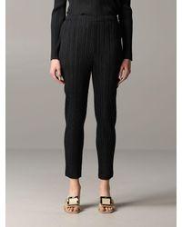 Issey Miyake Pants - Black