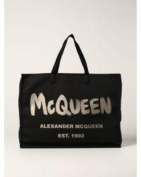 Alexander McQueen Bags - Black