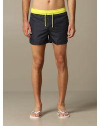 K-Way Swimsuit - Yellow
