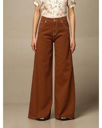 L'Autre Chose Jeans - Brown
