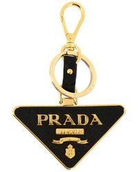 Prada Key Chain - Black