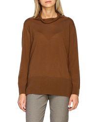 Alpha Studio Women's Sweater - Brown