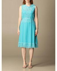 Alberta Ferretti - Dress - Lyst