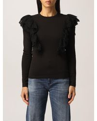 Dondup Camiseta - Negro