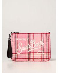 Mc2 Saint Barth Shoulder Bag - Pink