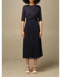 Armani Exchange Dress - Blue