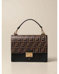 Fendi Shoulder Bag - Multicolor