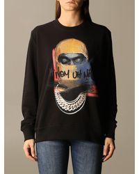 ih nom uh nit Sweatshirt - Black