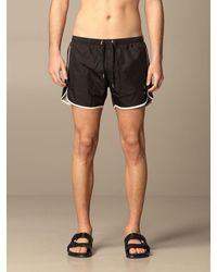 Neil Barrett Swimsuit - Black