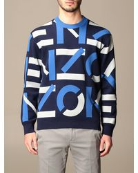 KENZO Sweater - Blue